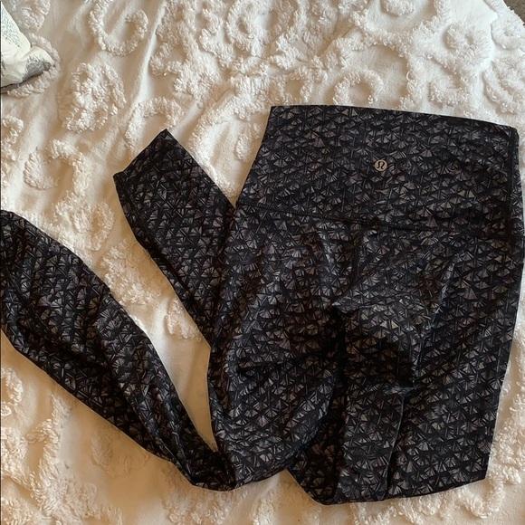 lululemon athletica Pants - Lululemon high rise special edition Wunder Unders